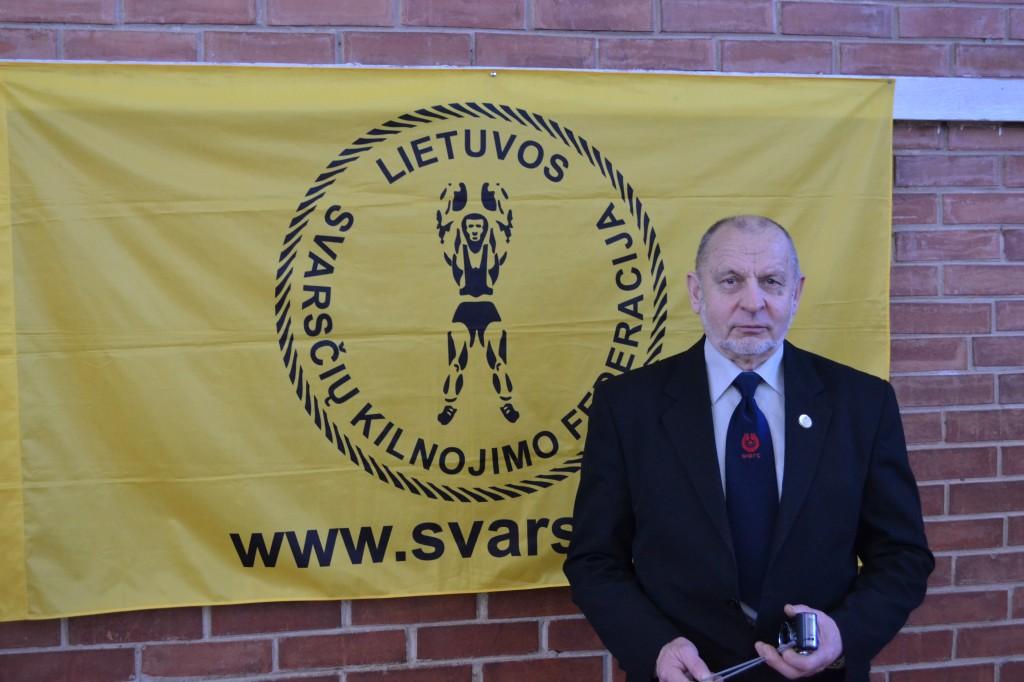 Varžybos LSKF įkūrėjo K. Paltaroko taurei laimėti