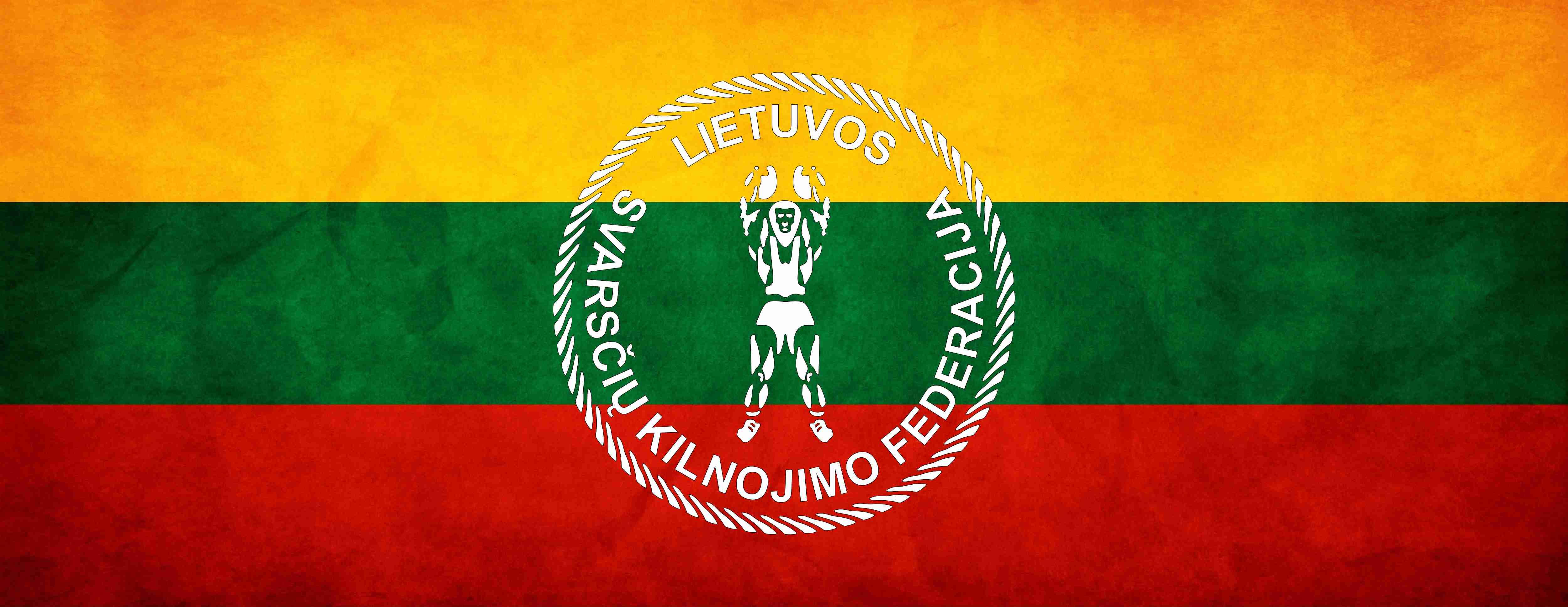 XXI atviras Lietuvos svarsčių kilnojimo čempionatas