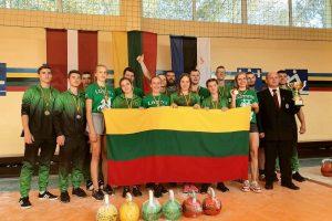 Lietuva – Baltijos šalių čempionė