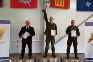 KASP 2 rinktinė – Lietuvos kariuomenės čempionė