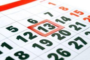 Sudaromas 2020 m. LSKF kalendorius