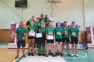 Bronza Baltijos šalių čempionate